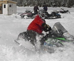 Snowmobile Fun